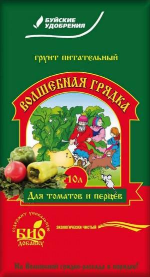 Волшебная грядка - томат, перец, баклажан грунт