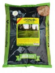 Элитная газонная травосмесь «Гольф» 1 кг пакет