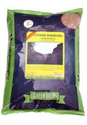 Элитная газонная травосмесь «Гранд Каньон» с бермудской травой! 1 кг пакет