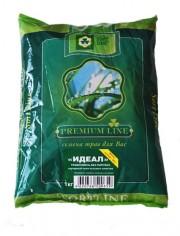 Газонная травосмесь «Идеал» 1 кг пакет