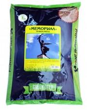 Элитная газонная травосмесь «Мемориал» 1 кг пакет